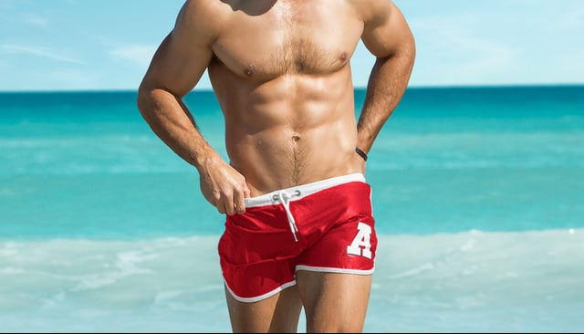 aussieBum NEW! STUBBY short