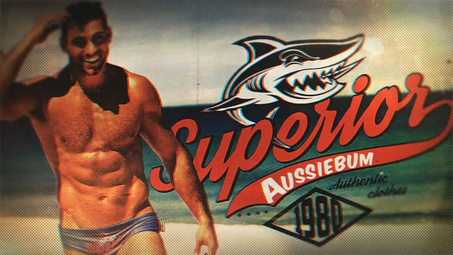 aussieBum new swimwear - 'LowRider' Video Image
