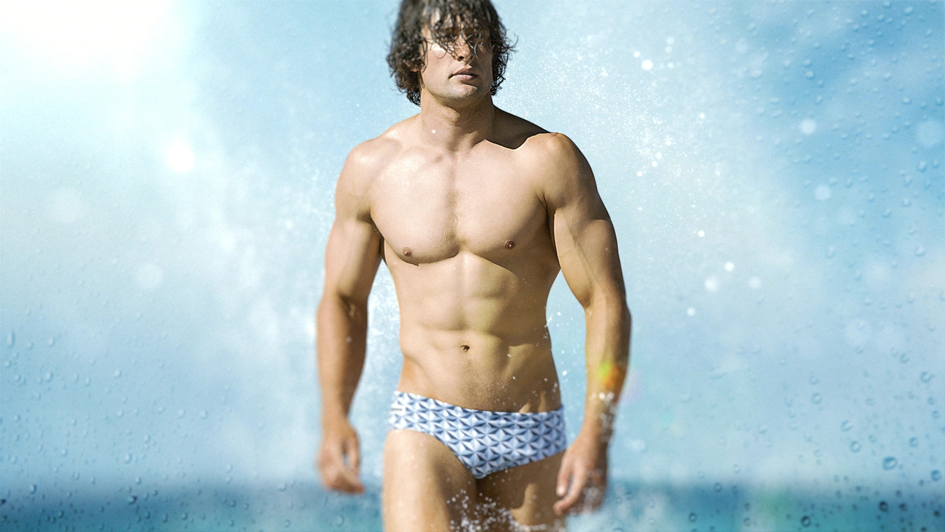 aussieBum - new swimwear 'LUXE' limited edition!